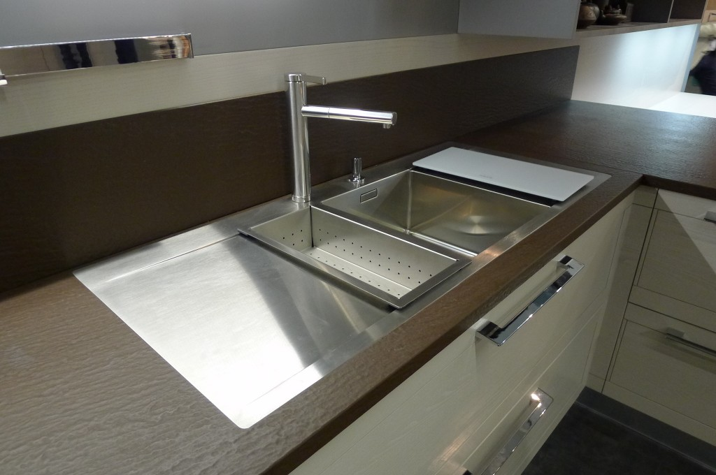 BLANCO Sink at Salone del Mobile 2014