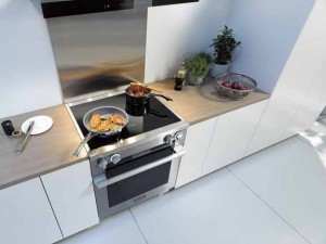 Miele's New Induction Range