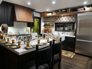 2015 Napa Valley Designer Showhouse: the Kitchen Edition