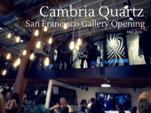 New Cambria Galley in San Francisco