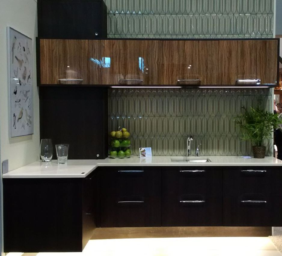 Wellborn Midtown and Arcadia Cabinets KBIS 2017