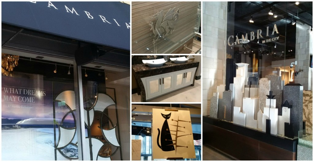 Cambria 2015 Designs And A Factory Visit Kitchen Sync